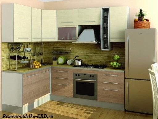 ремонт кухни в краснодаре