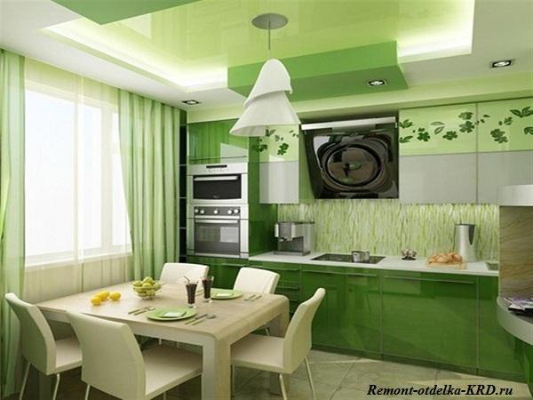 дизайн кухни краснодар